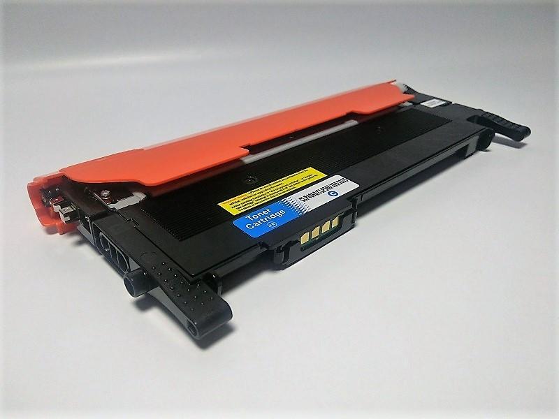 SAMSUNG CLP-406S, CLP 360/365, CLX 3300/3305 Cyan (1 000 str.)